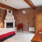 Chambre d'hote, Luberon, Provence - Chambre Glycine 2