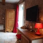 Chambre d'hote, Luberon, Provence - Chambre Glycine 3