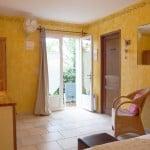 Chambre d'hote, Luberon, Provence - Chambre Tournesol 2