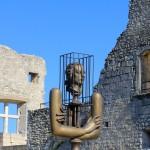 Le château du Marquis de Sade à Lacoste