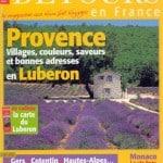 magasine detours en France, articles sur la Provence et le Luberon