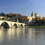 Pont Saint Bénézet en Avignon Vaucluse