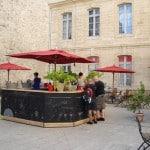 Wine in Avignon