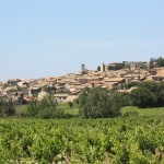 Known worldwide wines and vineyards of Vaucluse come in a prestigious map of famous wines: Châteauneuf du Pape