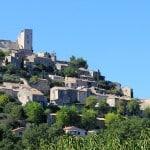 Villaggio di Lacoste nel Luberon