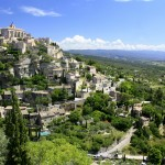 Village perché de Gordes Vaucluse