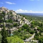 Village perché de Gordes Vaucluse