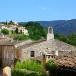 Village perché de Ménerbes Luberon