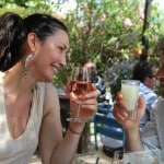 Relax in provence with wine and pastis