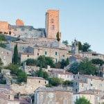 village perché de Lacoste Luberon