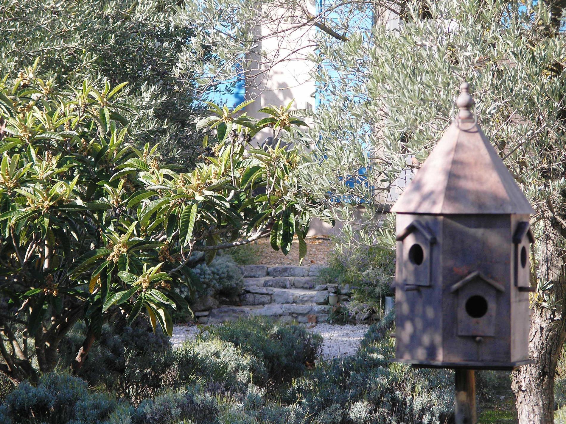 Nichoir à oiseaux Jardin du Clos des lavandes