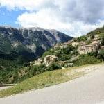 Ballade en moto dans le Luberon